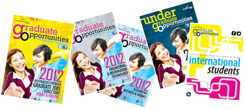 Graduate Opportunities 2012 Directories out now!